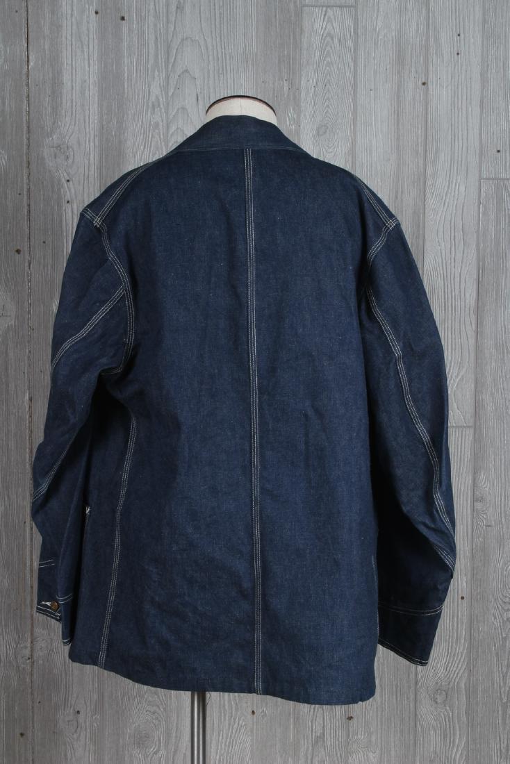 Vintage Lee Denim Workwear Jacket - 2