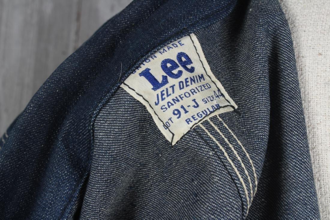 Vintage Lee Denim Workwear Jacket - 3