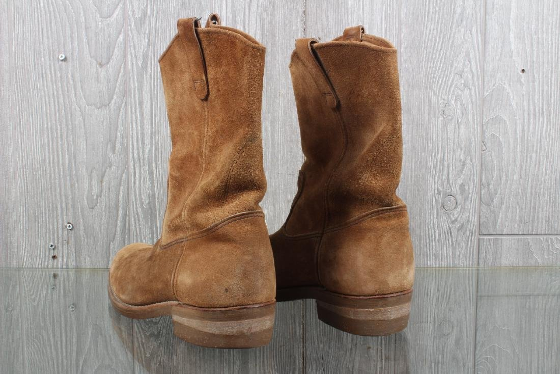 Vintage Red Wing Boots - 5