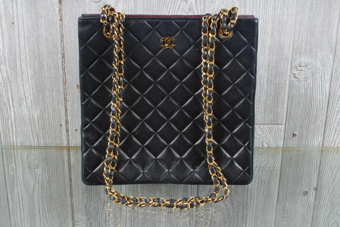 Labeled Chanel Bag
