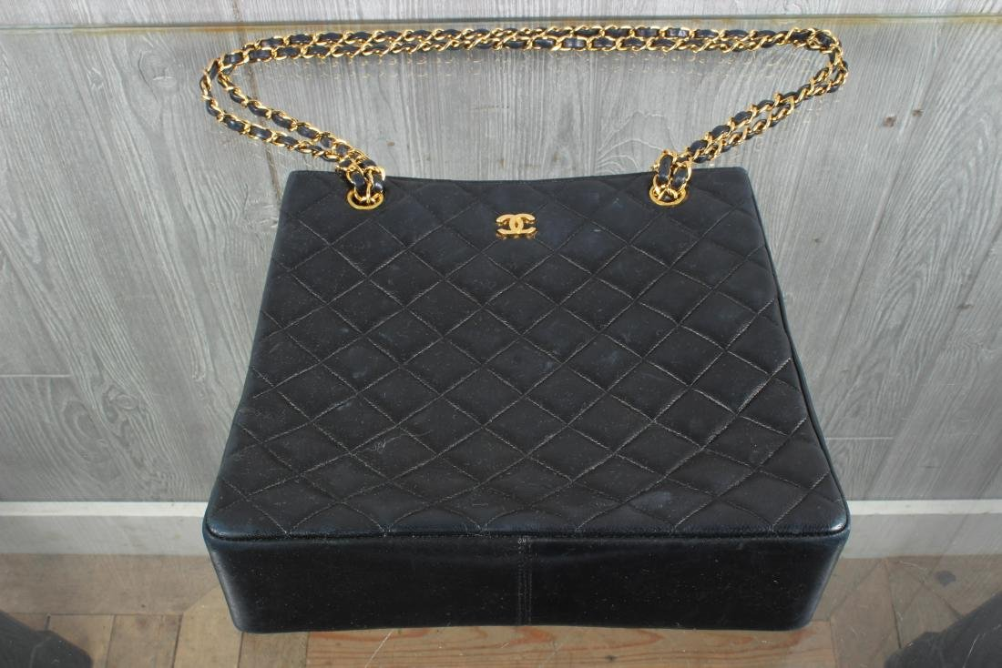 Labeled Chanel Bag - 2