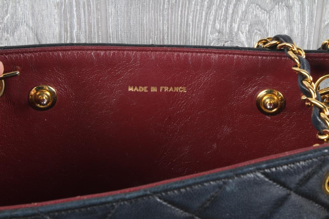 Labeled Chanel Bag - 5
