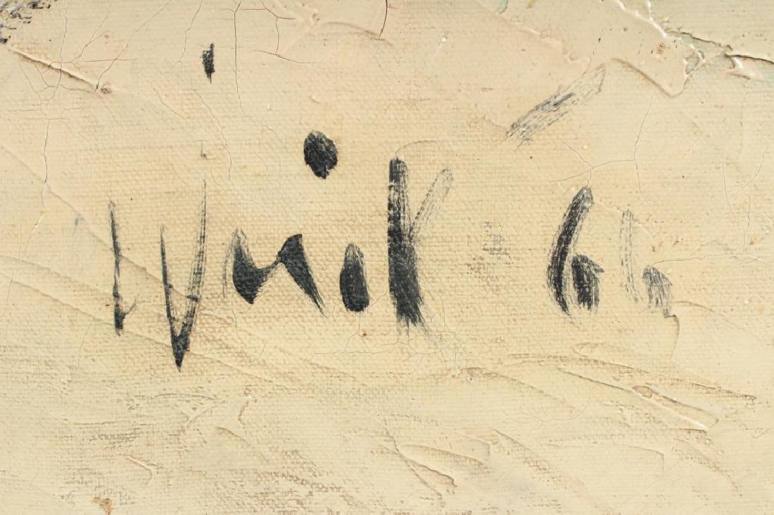 Warill? Beach Scene Painting - 2