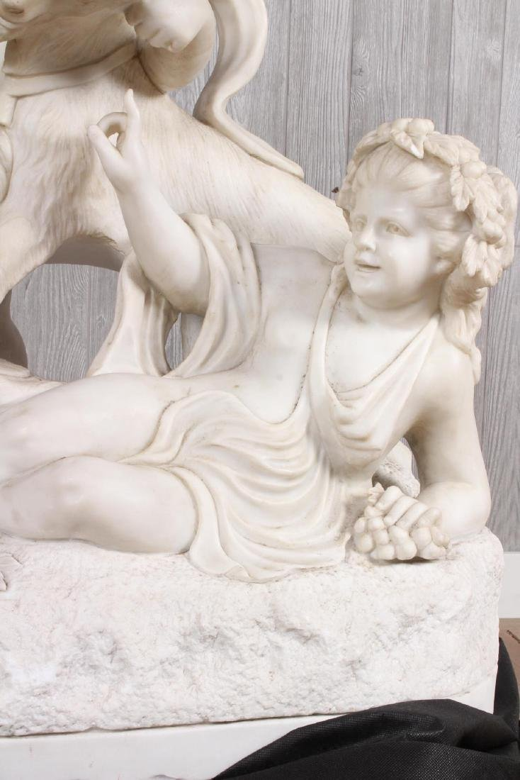 After Clodion Marble Sculpture - 2