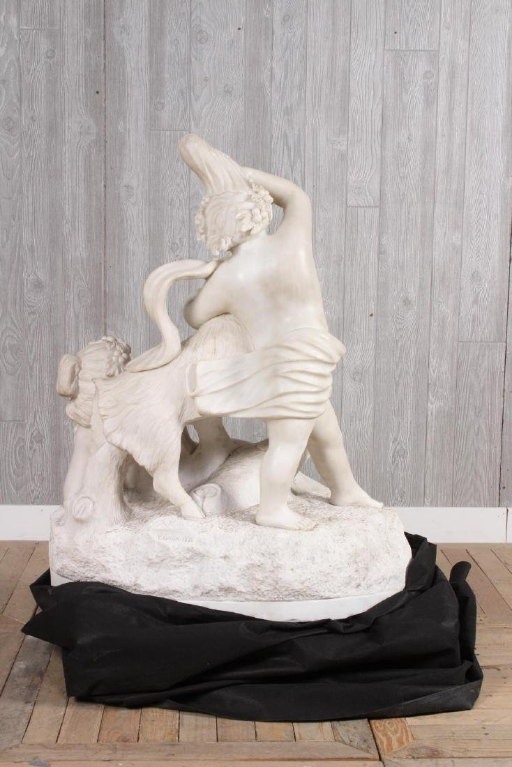 After Clodion Marble Sculpture - 4