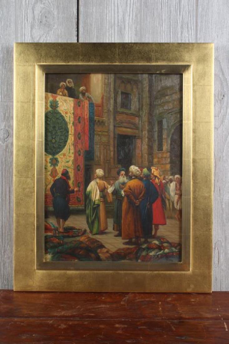 Frederic Bridgman Orientalist Painting