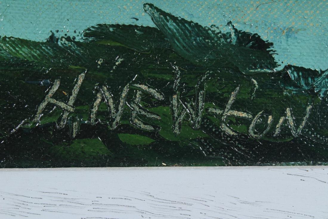 Harold Newton Florida Highwaymen Painting - 2