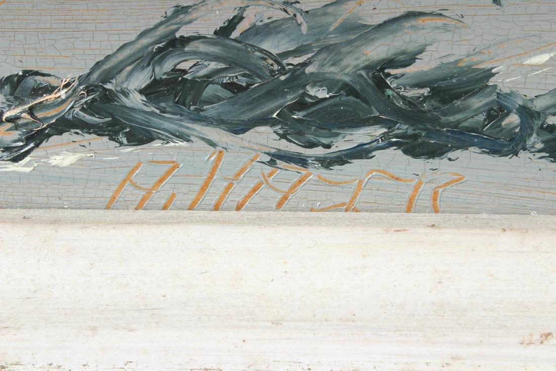 Alfred Hair Florida Highwaymen Painting - 2