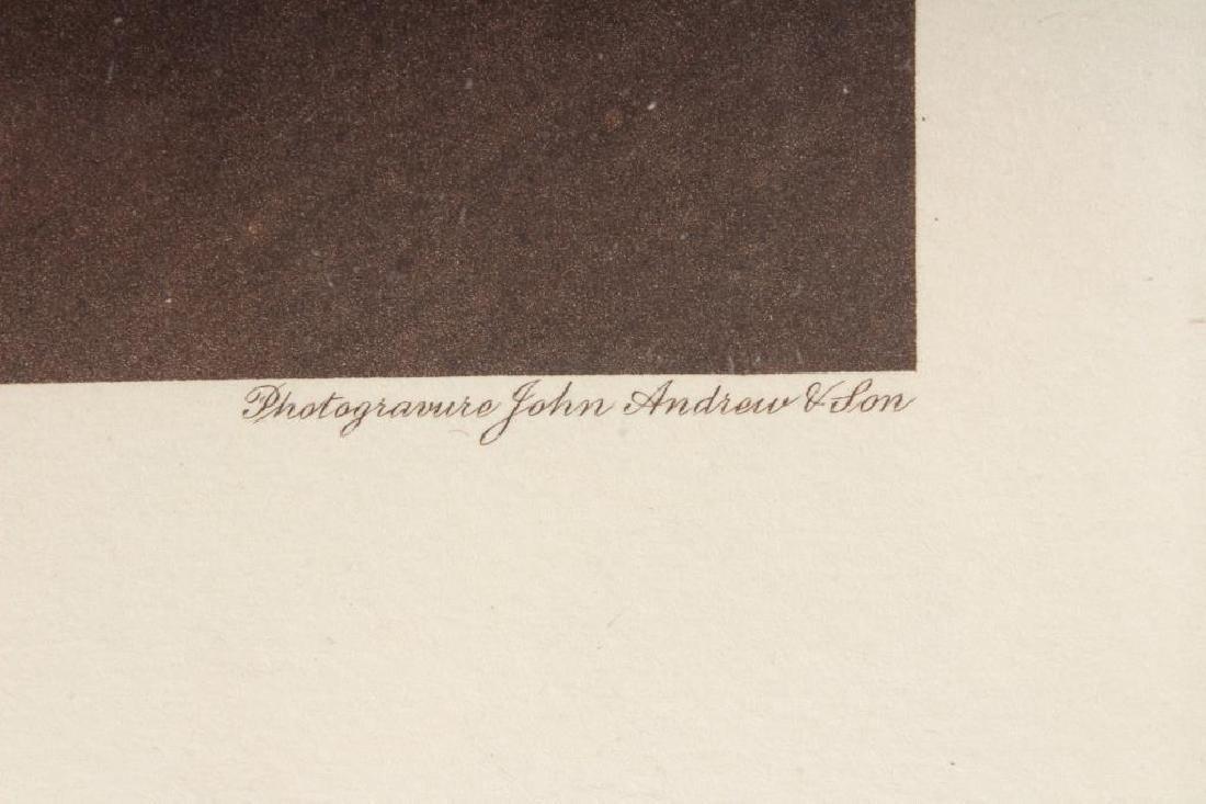 Edward Curtis Geronimo Photogravure - 3