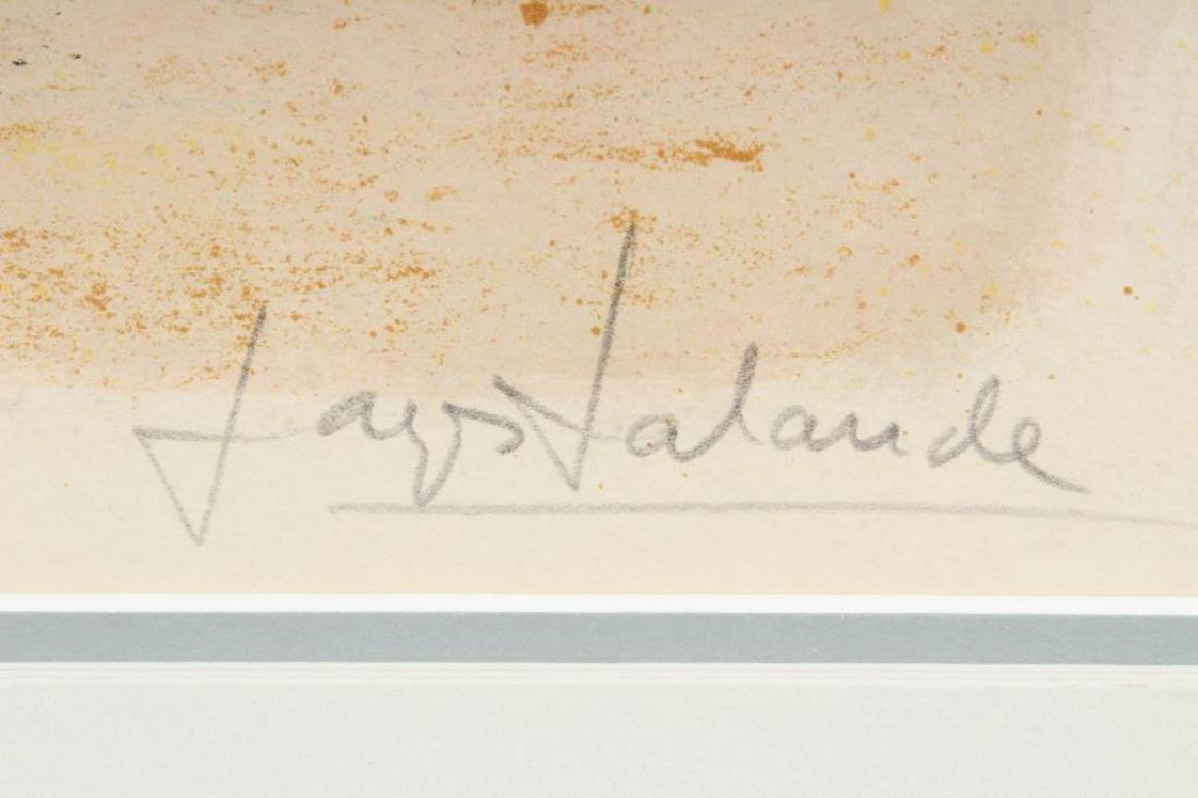 Jacques Lalande Lithograph - 2