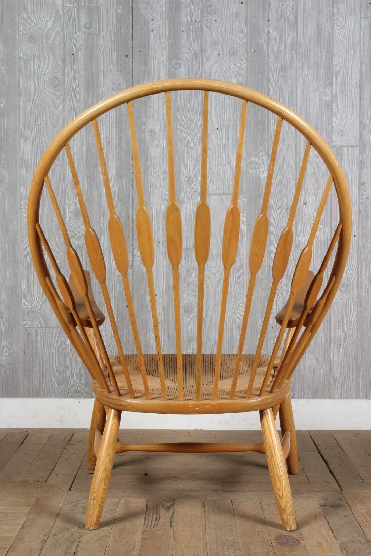 Hans Wegner for Hansen Peacock Chair - 4