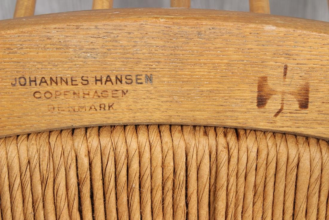 Hans Wegner for Hansen Peacock Chair - 6