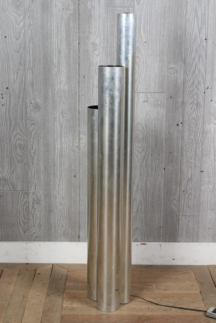 Modern Stepped Cylinder Floor Lamp - 5