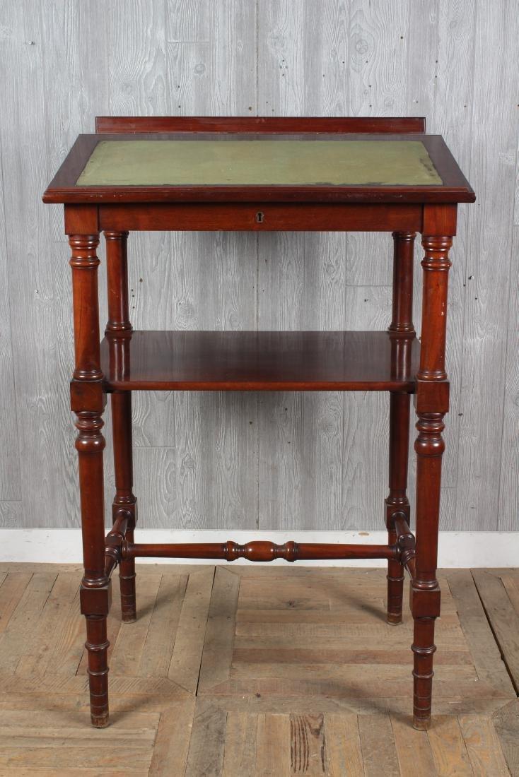 19th C English Standing Desk