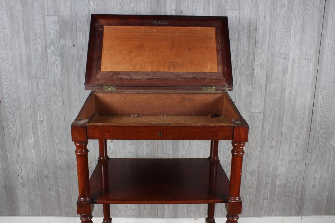 19th C English Standing Desk - 2