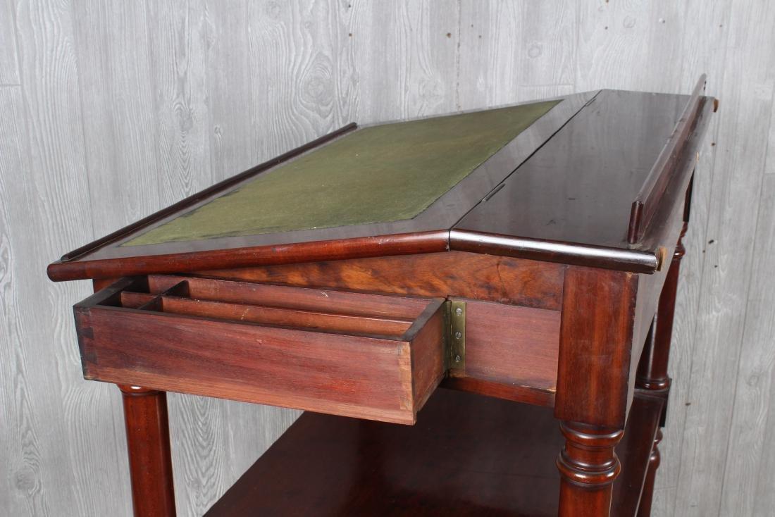 19th C English Standing Desk - 5