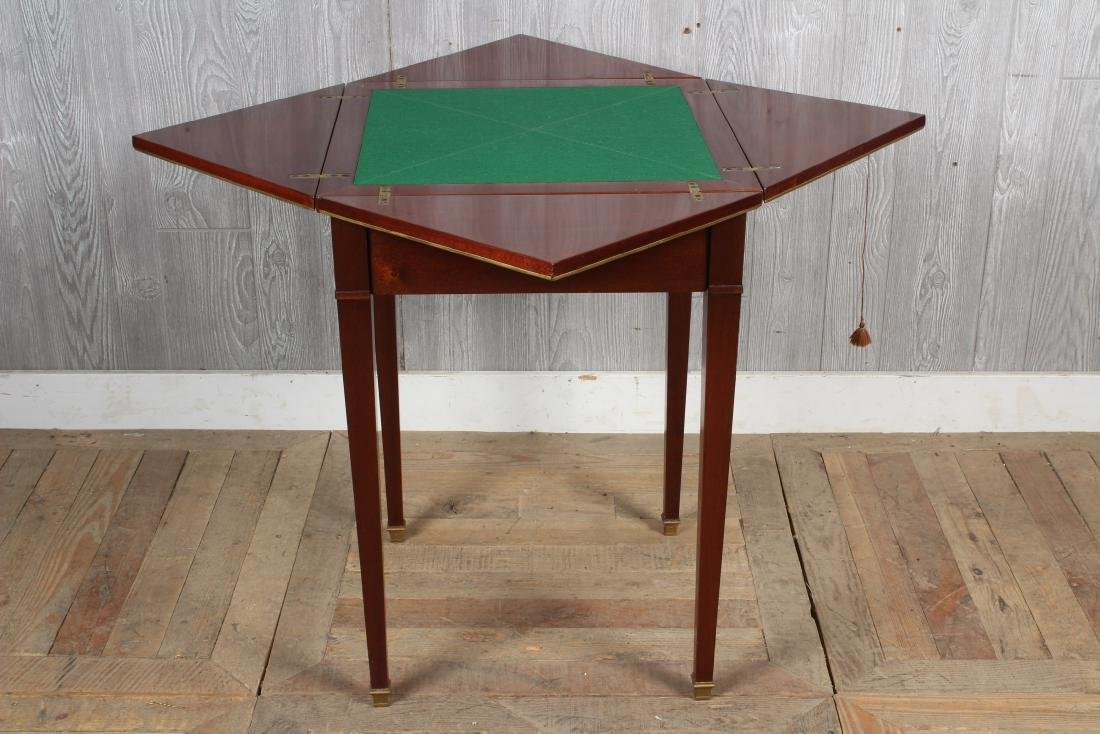 Regency Style Games Table - 3