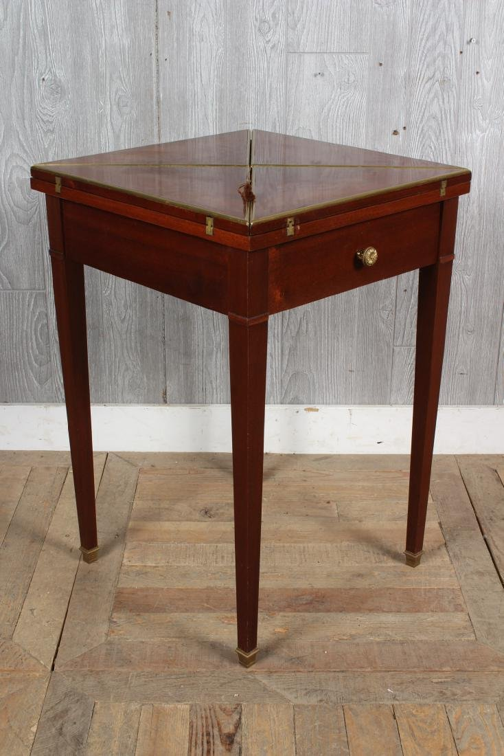 Regency Style Games Table - 5