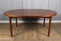 MCM Danish Teak Dining Table