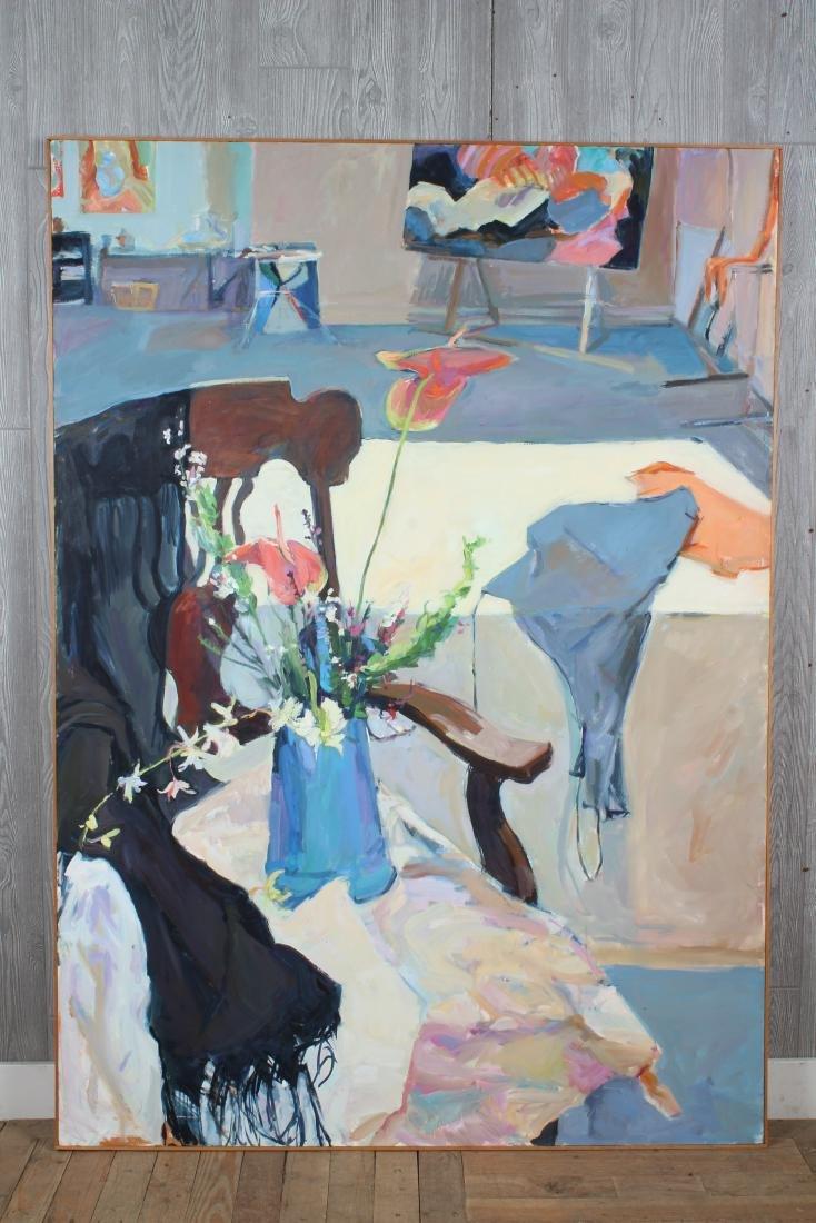 Still Life Painting - Signed G. Roberts-Garcia