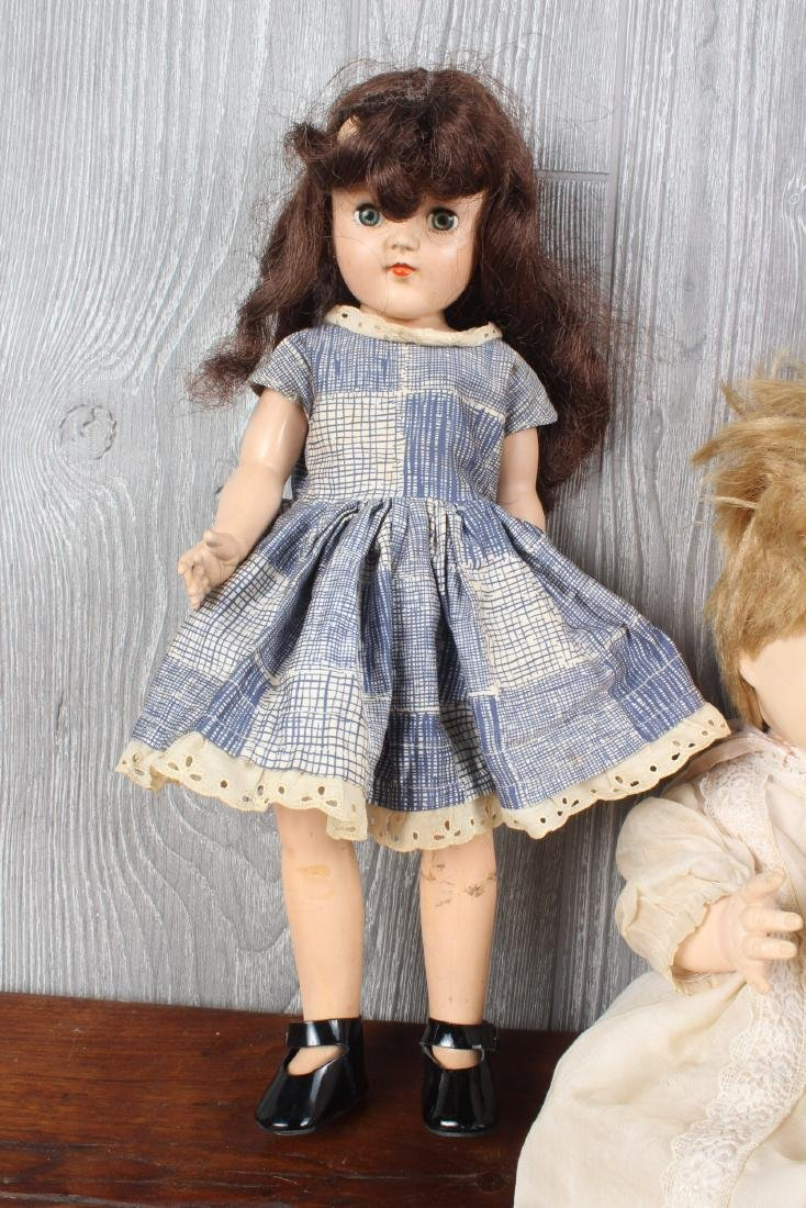 Estate Collection of Dolls - 2