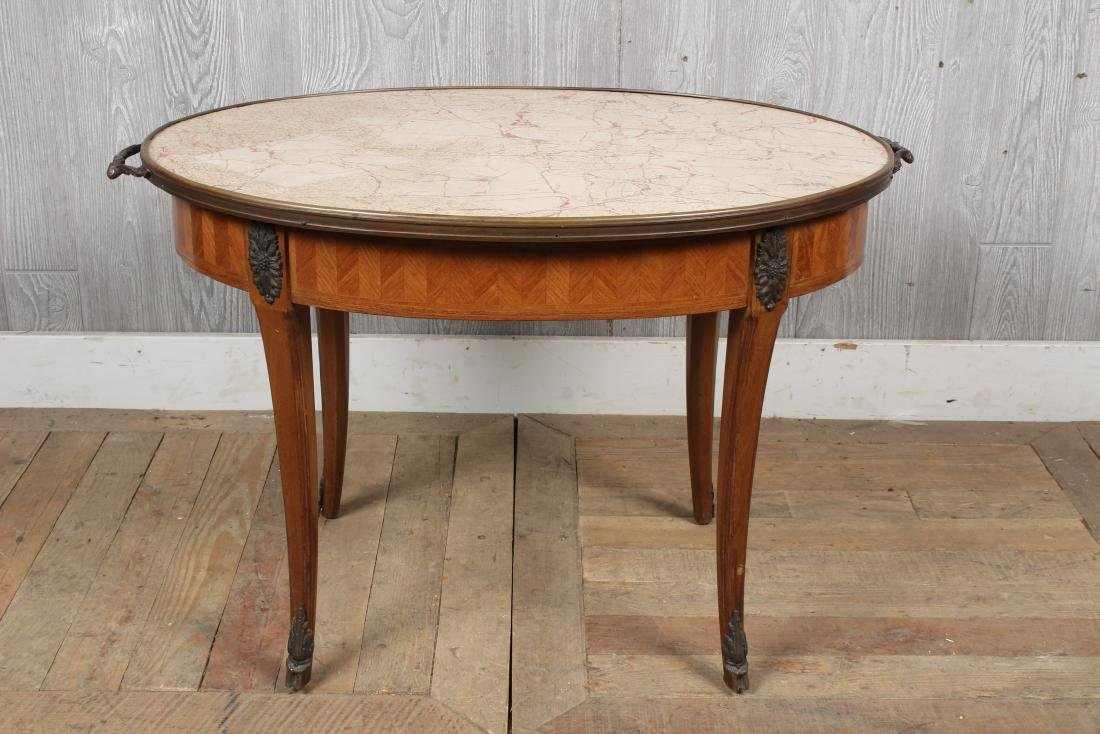 French Louis XV Style Side Table