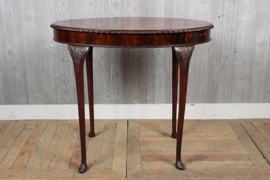 Small Victorian Center Table