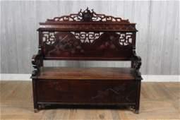 Viardot Style Bench