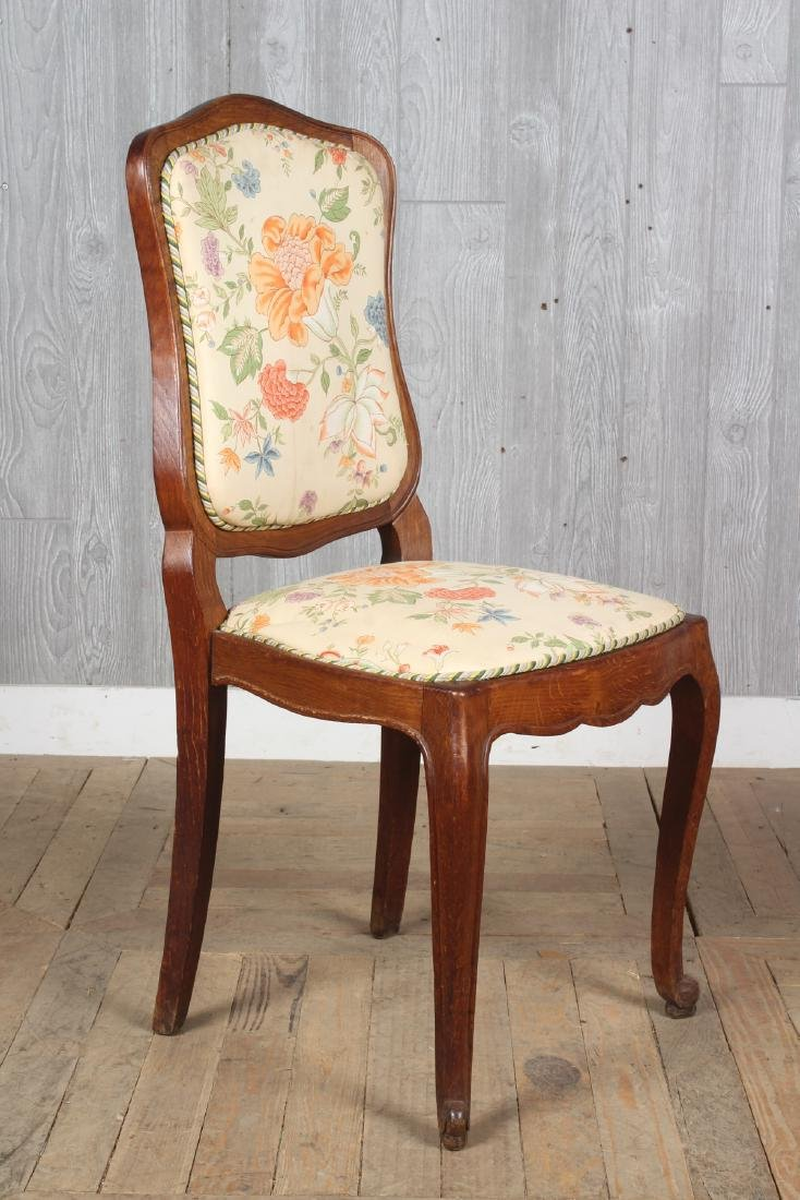 8 French Louis XV Style Dining Chairs - 2