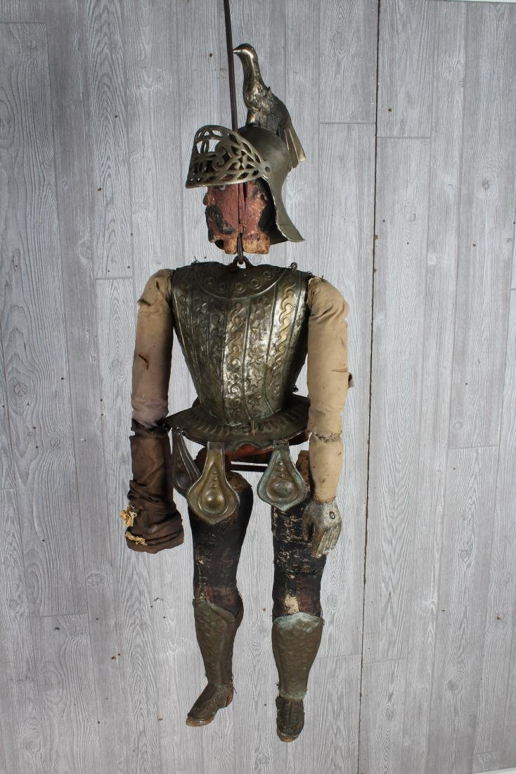 Antique Sicilian Rod Puppet