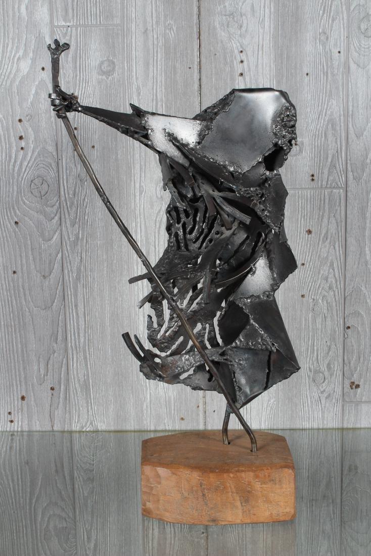 Brutalist Sculpture by Czerepak