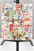 Wayne Cunningham (American, 20th C) Collage