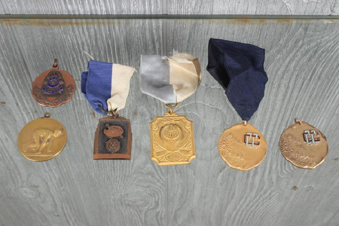 Lot of  Honorary Medals