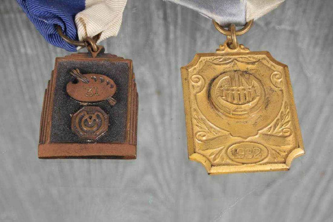 Lot of  Honorary Medals - 3