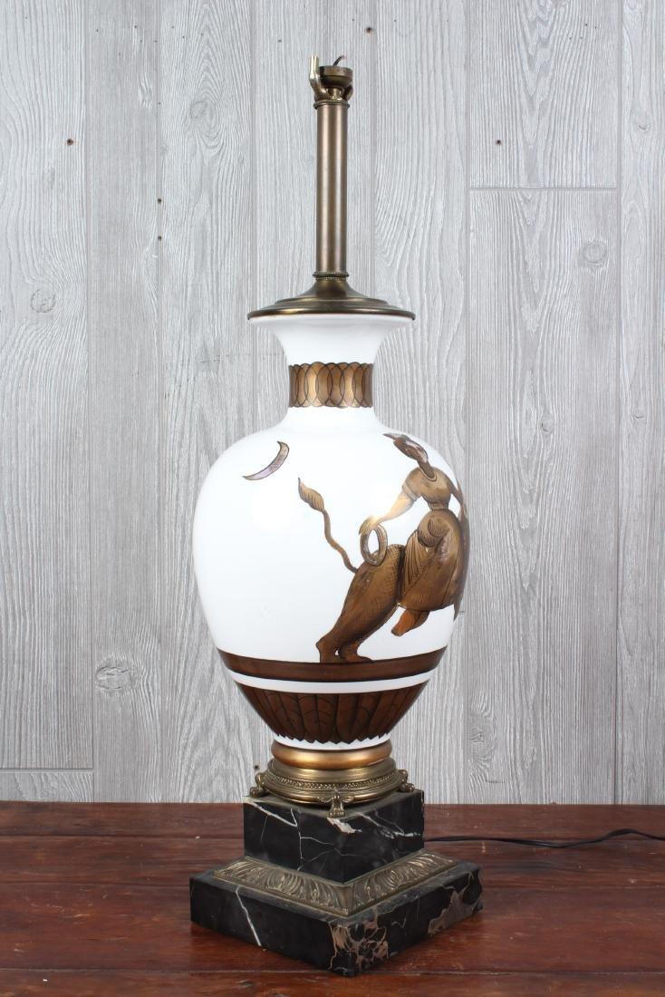 Ginori Style Table Lamp - 3