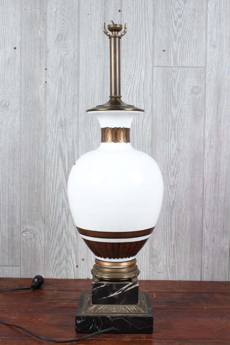 Ginori Style Table Lamp - 4