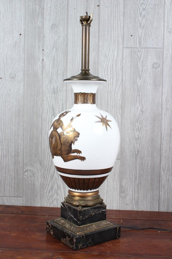 Ginori Style Table Lamp - 5