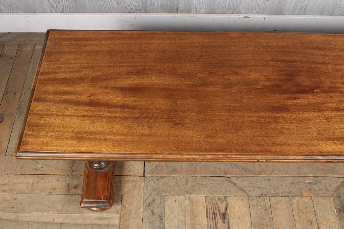 Jacobean Revival Long Bench - 2