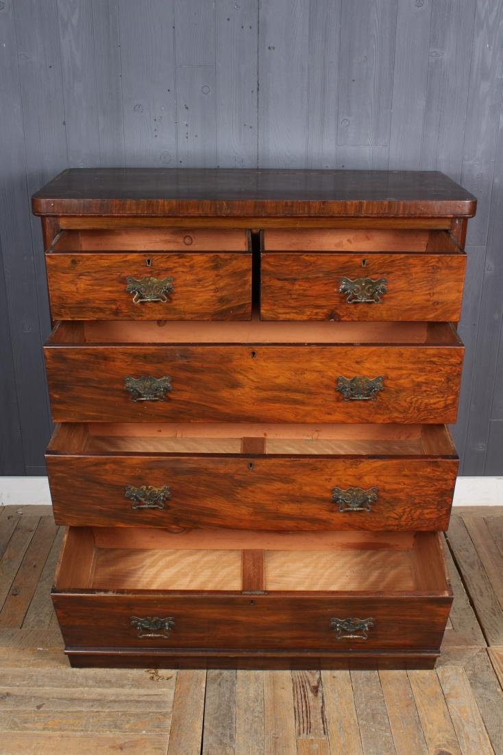 19th C Chest of Drawers - 2