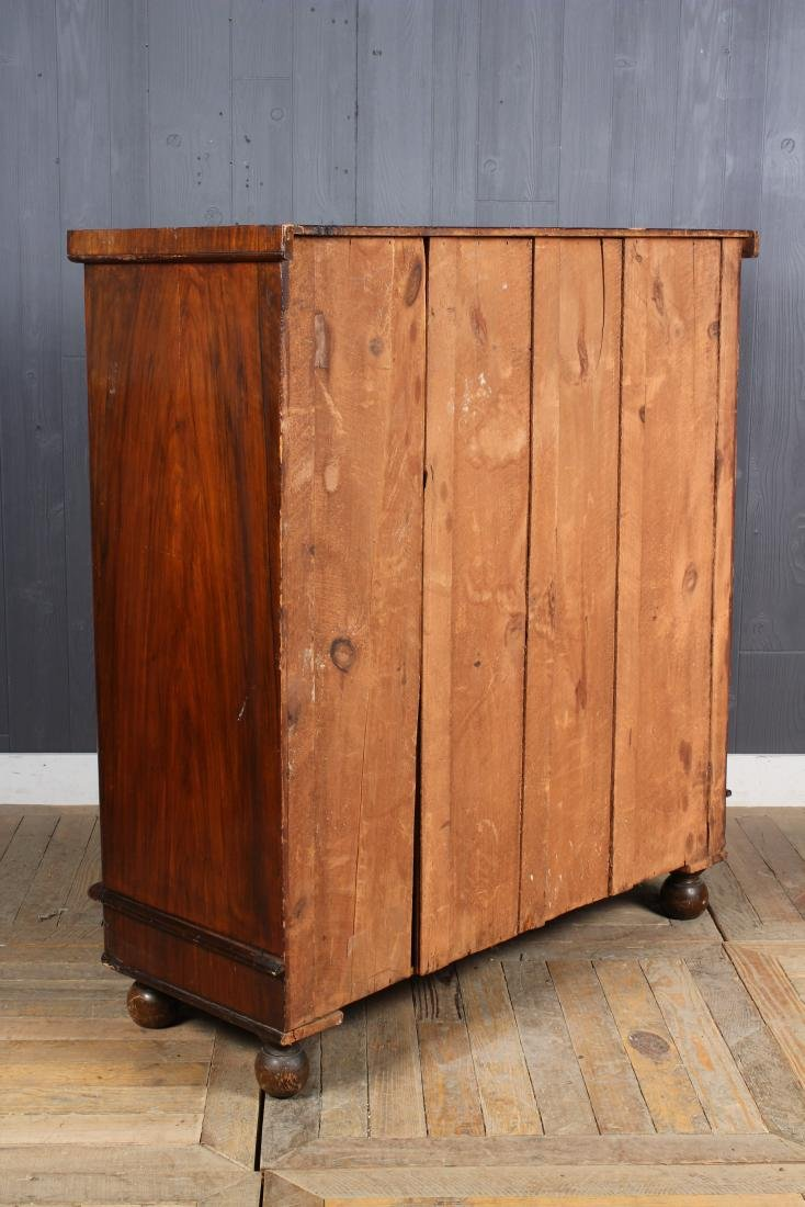 19th C Chest of Drawers - 5