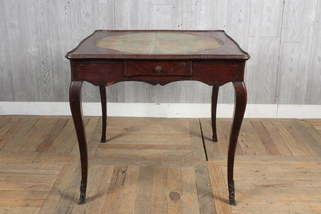 Louis XV Style Games Table