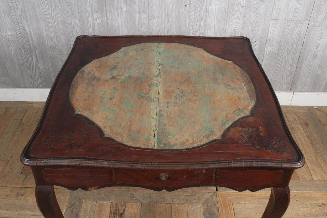 Louis XV Style Games Table - 2