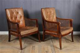 Regency Style Armchairs