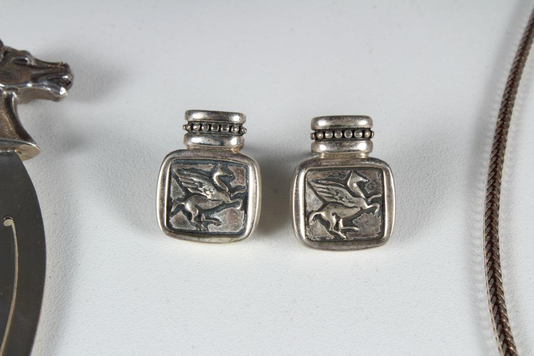 Assorted Sterling Silver Jewelry - 2
