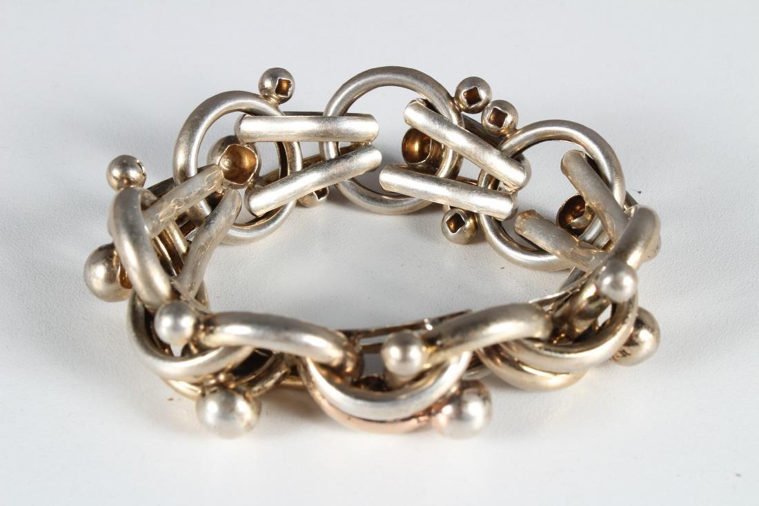 5 Sterling Silver Bracelets - 2