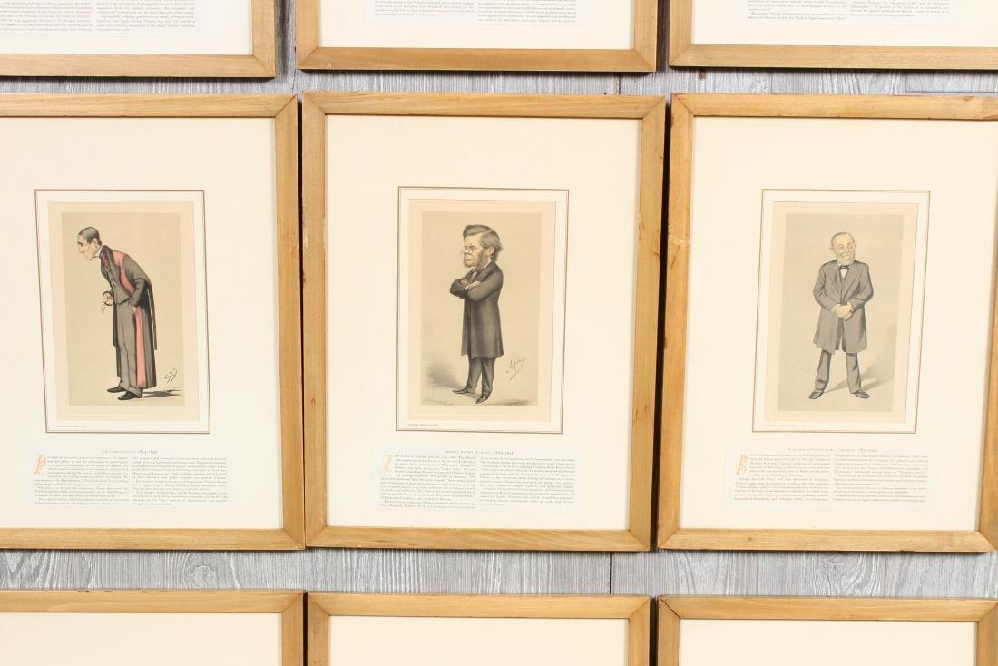 9 Vanity Fair Style Science Caricatures - 3
