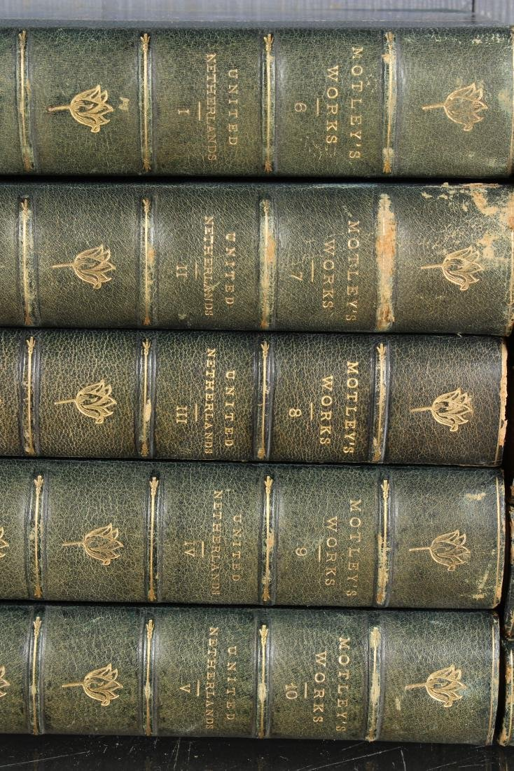 17 Volumes of Motley's Works - 3