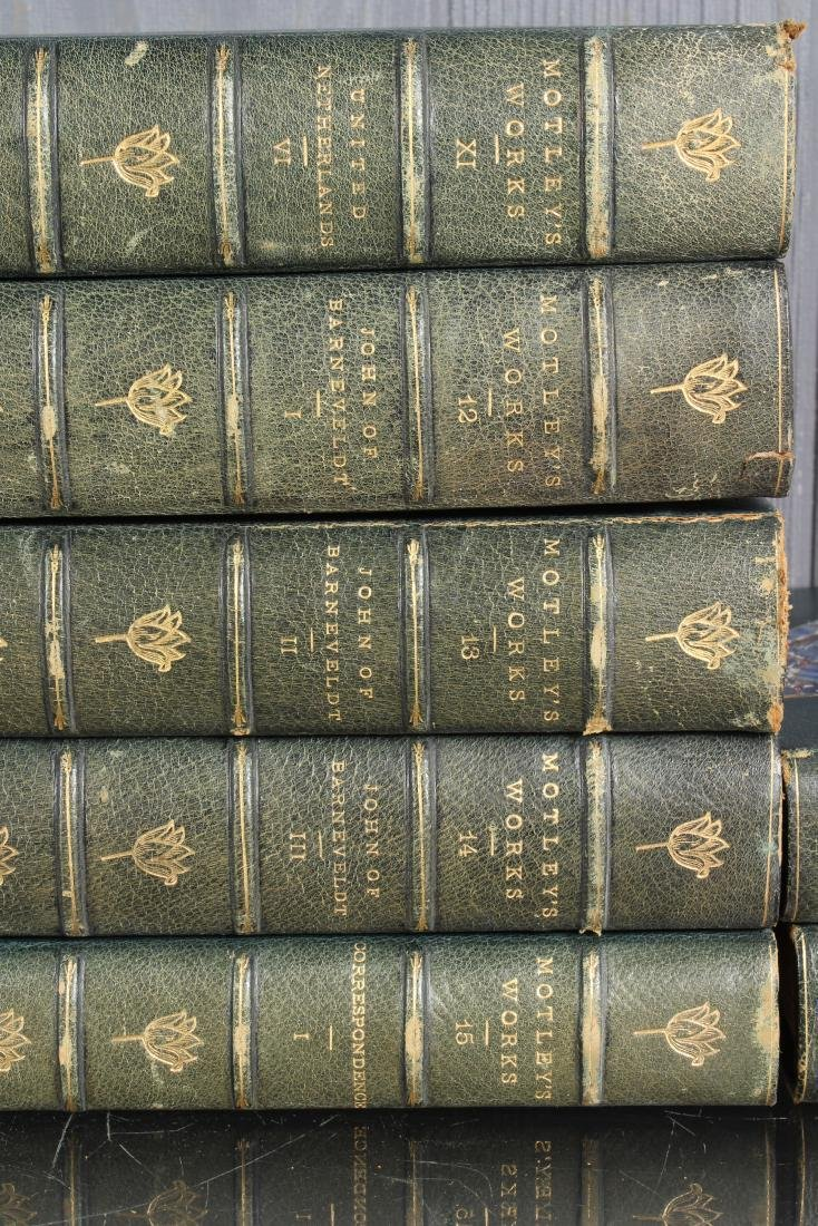 17 Volumes of Motley's Works - 4