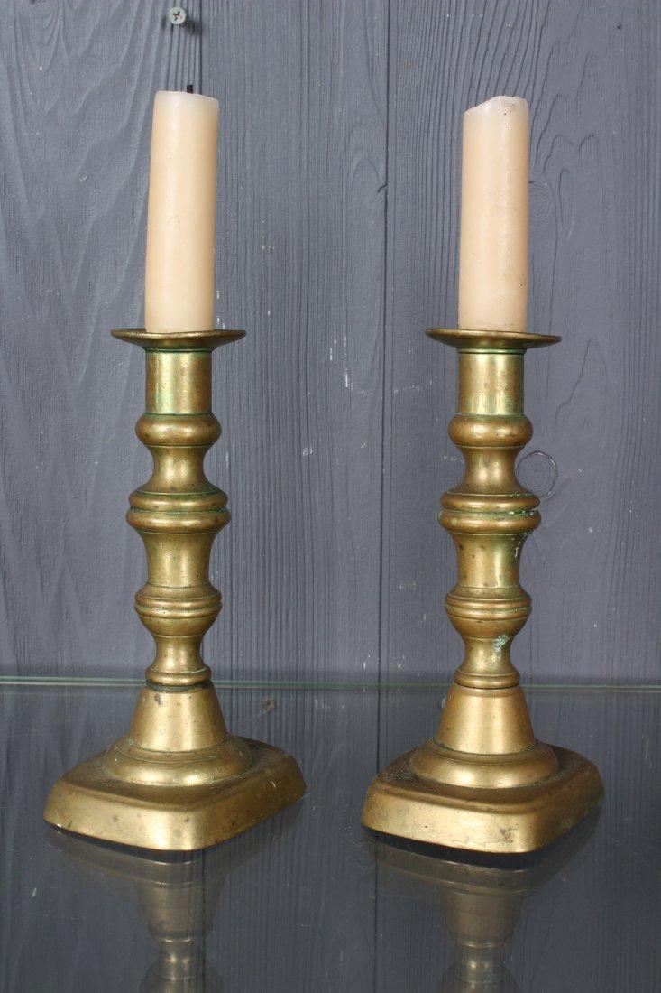 3 Piece Decorator's Brass Lot - 2