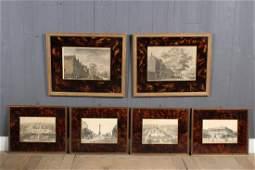 Collection 6 European Prints